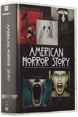 American Horror Story (AMERICAN HORROR STORY: TEMPORADA 1-5, Spanien Import, siehe Details für Sprachen)