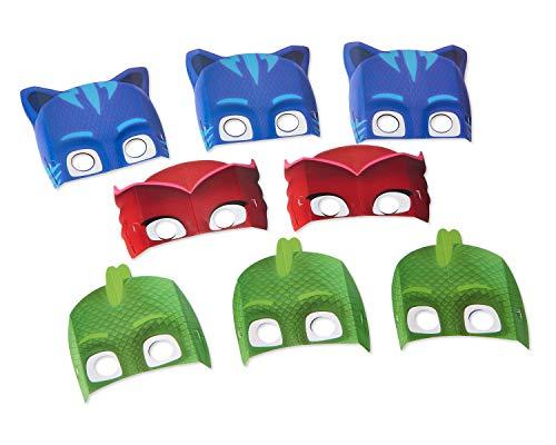 PJ Masks Paper Masks (8 ct)