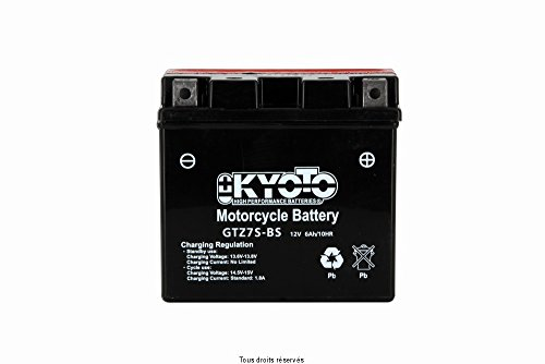 Kyoto - Batería moto YTZ7S / GTZ7S-BS 12V 6Ah