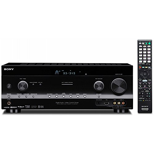 Buy Discount Sony STR-DN1020 3D Blu-ray Disc A/V Receiver (Black) (Discontinued by Manufacturer)
