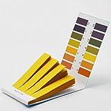 PH Test Strips, PH1-14 Test Paper para Saliva Urine Water Soil Testing Aplicación universal de, 5 paquetes de 400 tiras