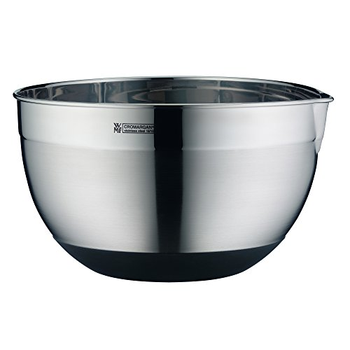 WMF Gourmet Küchenschüssel 22 cm, Rührschüssel, Cromargan Edelstahl, spülmaschinengeeignet