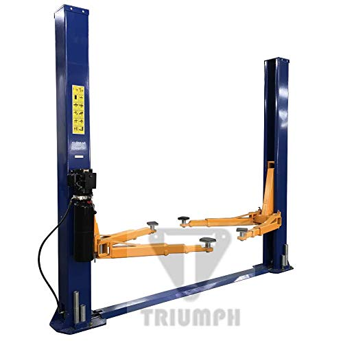 TRIUMPH NT-11 11,000 lb Two Post Floor Plate Auto Lift Car Truck Lift Hoist Base Plate