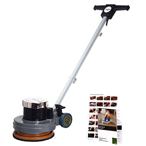 Floorboy 12 Zoll Poliermaschine mit Treibteller, Anleitungen und Padkunde von Bioraum