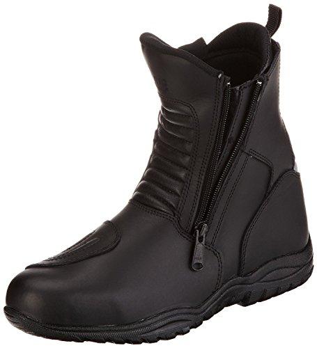 Protectwear Botas de moto de media altura, botas de viaje en moto, TB-ALN Tamaño 43, W-2008