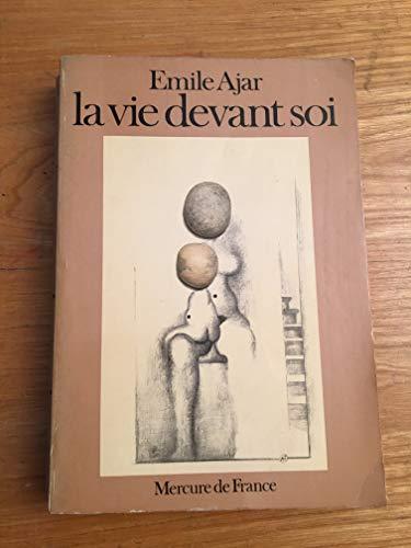 La vie devant soi / Ajar, Emile / Réf: 16511