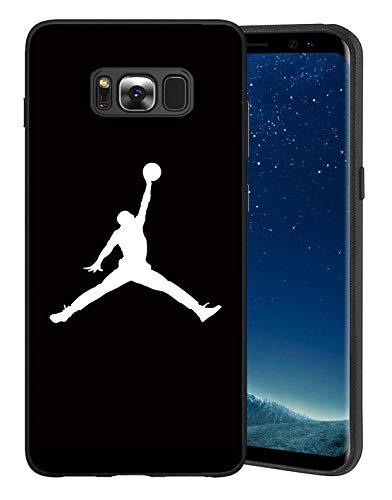 Air Man Logo Schutzhülle Samsung Galaxy S8 Hülles, Air Man Logo Hülle Handyhülle für Samsung Galaxy S8 - Schwarz