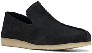 Clarks Mens Ashton Suede Closed Toe Slip On Shoes