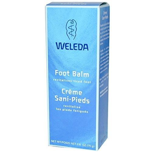 Weleda Fußbalsam (75 Ml) (Packung mit 4)