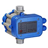 wolketon Pumpensteuerung Automatik Pumpe Druckschalter 10 bar Hauswasserwerk Pumpenschalter für alle Tauchdruck
