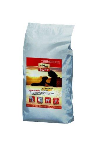 MACs Soft Hundefutter Halbtrocken Huhn + Reis 5kg
