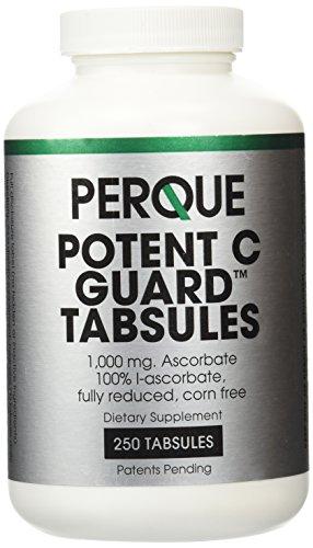 Perque- Potent C Guard 1000 Mg Tabs