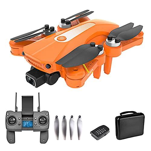 HAOJON Droni per adulti 8K HD Drone, RC Quadcopter con Pan/tilt elettronico, Droni con fotocamera, Mini 5G WiFi FPV Quadcopter con motore brushless, Droni pieghevoli
