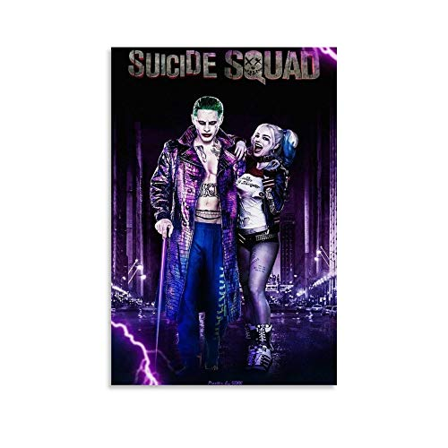 41ODM1AVOzL._SL500_ Harley Quinn Suicide Squad Posters