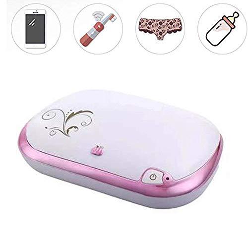 LK-HOME desinfectie UV van draagbaar ondergoed van sterilisatoren voor mobiele telefoons Ozon UV sterilisatoren voor persoonlijk gebruik tandenborstels brillen maskers en sieraden