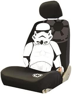 Plasticolor 006933R01 'Star Wars Stormtrooper' Low Back Bucket Seat Cover