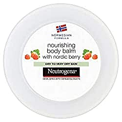 Neutrogena Norwegian Formula Nourishing Body Balm with Nordic Berry, 200ml