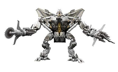 Transformers Film Masterpiece Series MPM-10 Starscream Sammelfigur aus dem ersten Film – Ab 8 Jahren geeignet, 28 cm