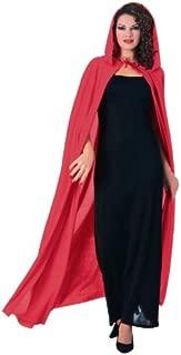 Costume Full Length Hooded Cape Costume