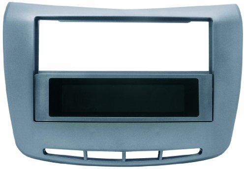 PH 3/479 Mascherina ISO/Doppio Din per Lancia Delta '08 colore antracite metallizzato