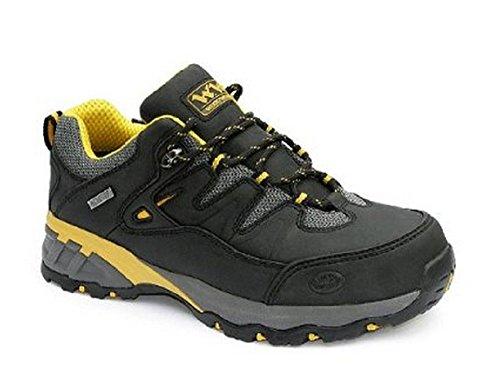 Wood World 7loP HyDRY Zapatos de Seguridad para Hombre