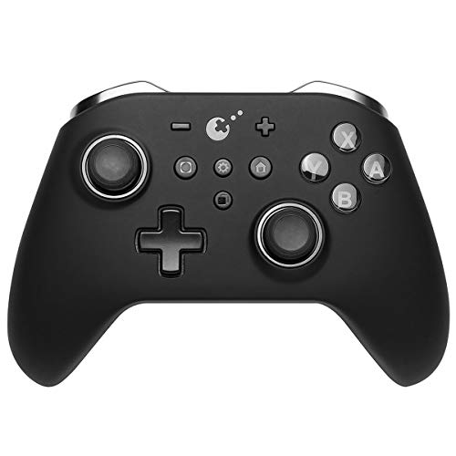 GULIkit Kingkong Pro Wireless Controller für Nintendo Switch, Kabelloser Bluetooth Switch Controller, Wireless Gamepad Joystick mit Dual Shock und 6-Achsen-Gyroskop für Switch/PC/Android Handy
