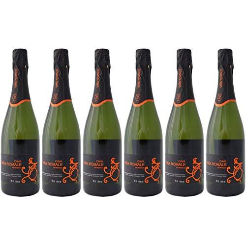 Romale Semi Seco - 6 Botellas - 4500 ml