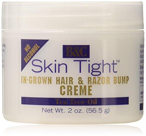 B & C Crème Skin Tight pour poils incarnés et boutons de rasage 59 ml