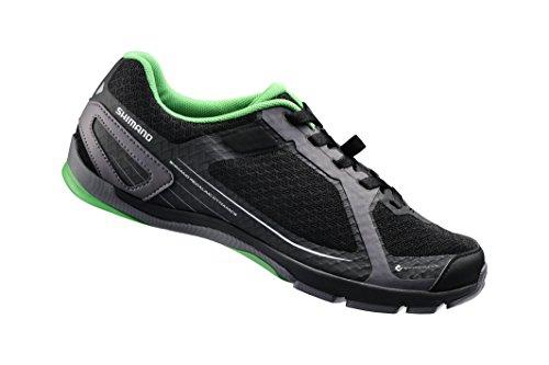 Shimano SH-CT41 Men's Click'R Shoes - Black Size 48