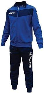 comprar comparacion Givova Visa Chandal, Hombre, Multicolor (Azzurro Cielo/BLU), M