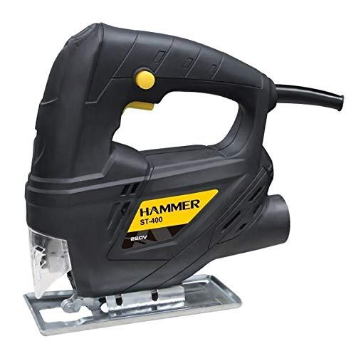 Serra Tico Tico Hammer 400w Madeira Alumínio Aço 127V - GYST400_110