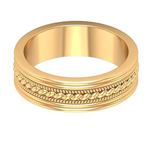 Rosec Jewels 14 quilates oro amarillo 'NA