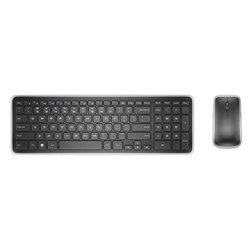 Dell KM714 - Juego teclado ratón inalámbrico, 2.4