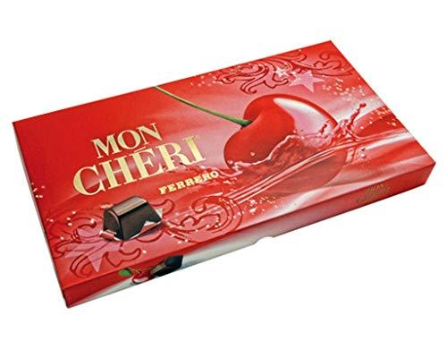 chocolat mon cheri leclerc