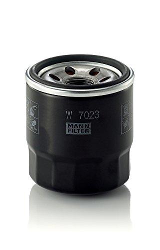 Original MANN-FILTER W 7023 - Schmierölwechselfilter - für PKW