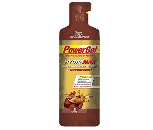 Gel Energético Power Gel HydroMax PowerBar 12 Geles x 67ml Cola