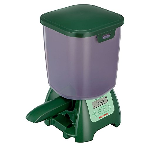 automatic pond fish feeder - 1