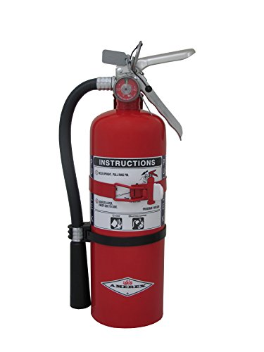 top rated Amerex B479T 5lb Purple K Class BC Chemical Fire Extinguisher 2020