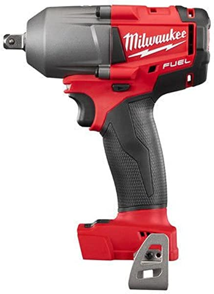 Milwaukee 2860 20 M18 FUEL 1 2 Mid Torque Impact Wrench With Pin Detent Tool Only