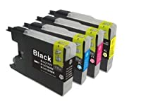4色 セット Brother ブラザー MFC-J6510DW MFC-J6910CDW MFC-J6710CDW MFC-J5910CDW 対応 互換 インク