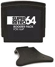 Link-e ® - Tarjeta de memoria Jumper Pak (booster pack) para consola Nintendo 64 / N64