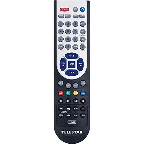 Telestar Fernbedienung TD 1010 C-L und TD 1020 C-L