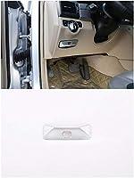Mercedes-Benz メルセデス・ベンツ Cクラス08-14 GLK W204 Pポジション装飾カバー Benz ベンツ アクセサリー おしゃれ ABS シルバー
