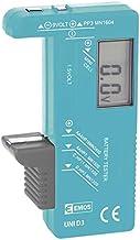 Comprobador Tester Estado de Pilas AAA,AA Pilas Boton C,D,9V y de 1,5V N0322