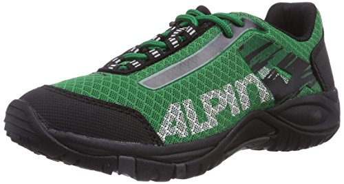 alpina Unisex-Erwachsene 680318 Trekking- & Wanderschuhe, Grün (Green), 38