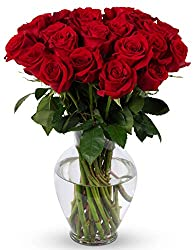 red roses gift for your girlfriend