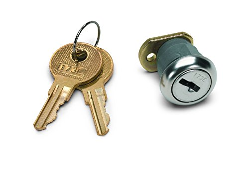 """HON """"One Key"""" Core Removable Field Installable Lock Kit, Brushed Chrome"""