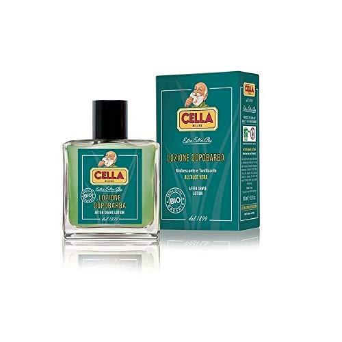 Cella Milano After Shave Loción Aloe Vera Bio Cella Millano 100ml 100 g