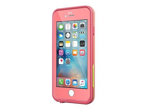 Lifeproof FRE Series iPhone 6 PLUS/6s Plus ONLY Waterproof Case (5.5 inch Version) - Retail Packaging - Sunset (Pipeline/Windsurf/Longboard) (Renewed)