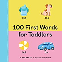 100 First Words for Toddlers
